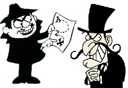 boris and snidely