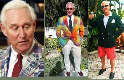 "Roger Stone's ""style"""