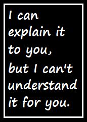 can't understand it for you